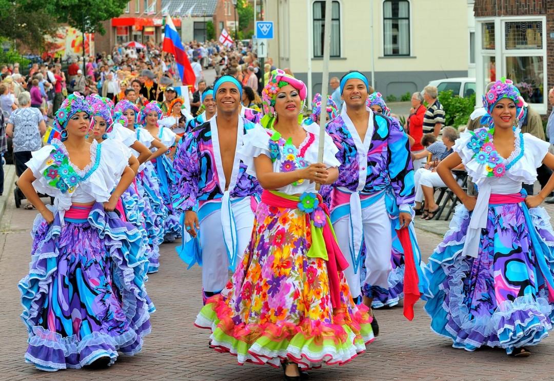 Op Roakeldais Parade